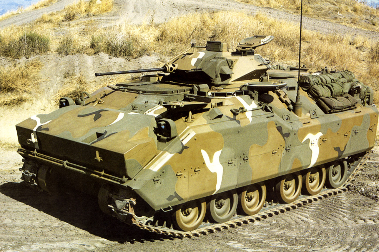 FMC XM723 Mechanized Infantry Combat Vehicle