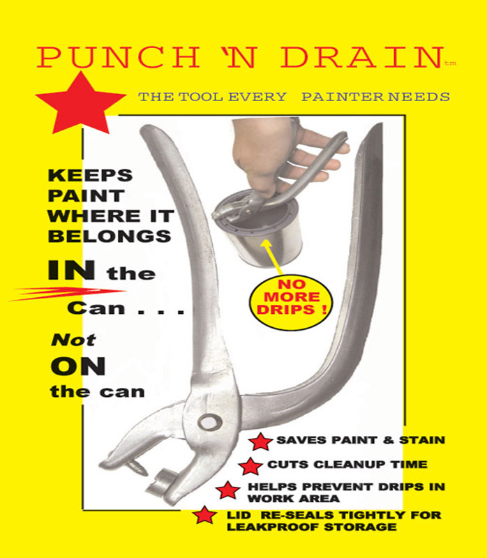 Jim Riordan Punch 'N Drain